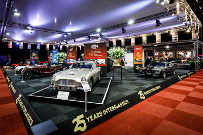 New visitors record of 34,447 set at 25th InterClassics Maastricht