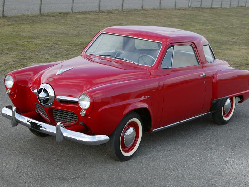 Studebaker Champion Regal Deluxe Starlight Coupe