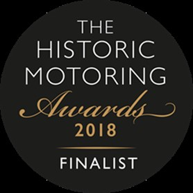 InterClassics Maastricht nominated for International Historic Motoring Awards