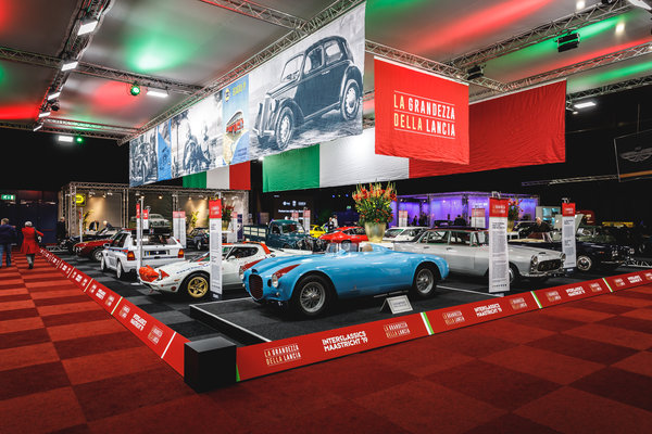 PRESS RELEASE Another fantastic edition of InterClassics Maastricht with 33,257 visitors