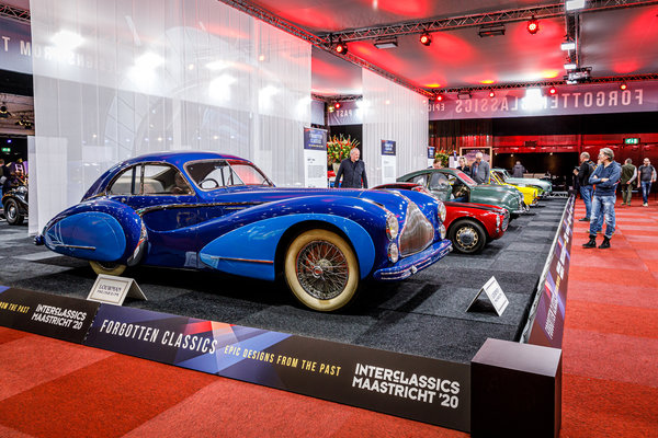 Record number of visitors at InterClassics Maastricht