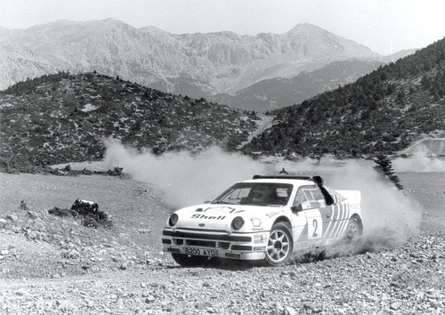 Ford RS200 (1985-1986)